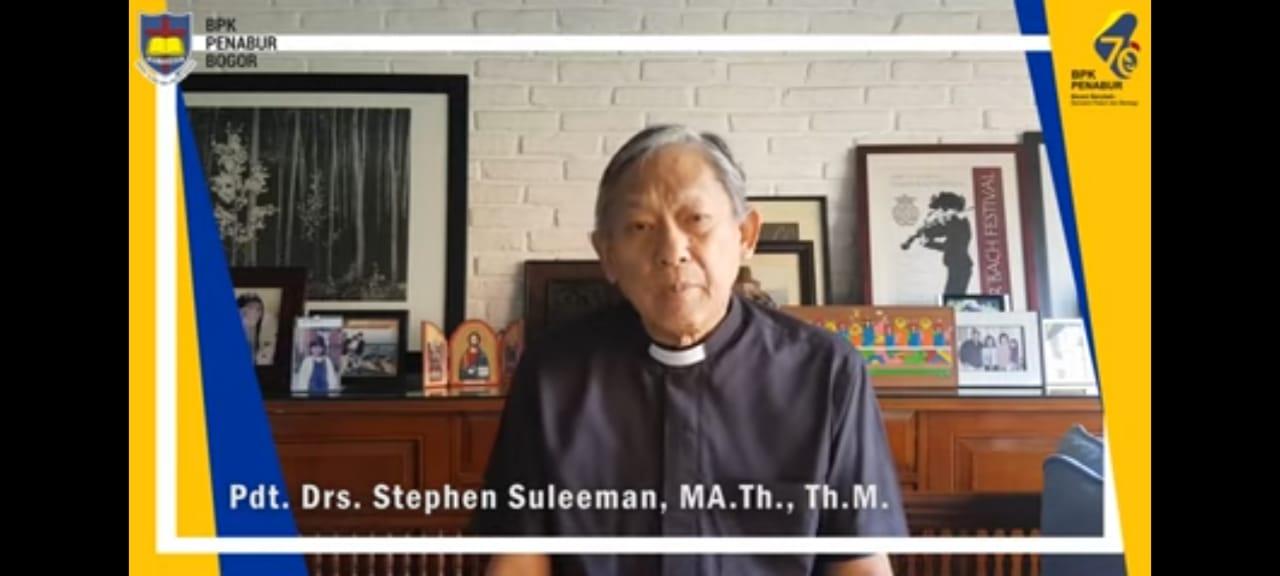 BPK PENABUR Bogor Mengadakan Ibadah Online HUT 7 Dasawarsa