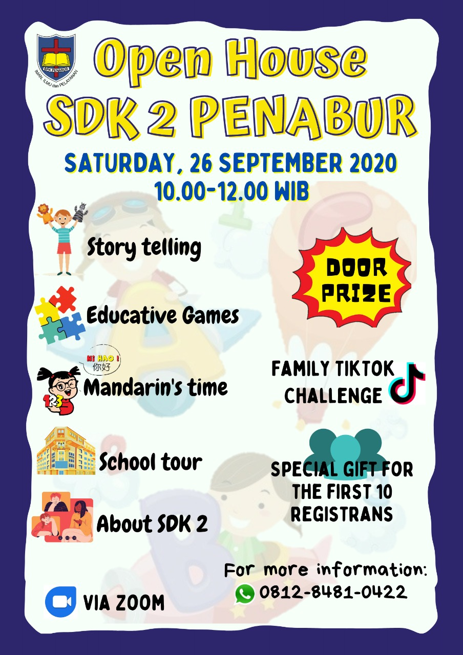 OPEN HOUSE SDK 2 PENABUR